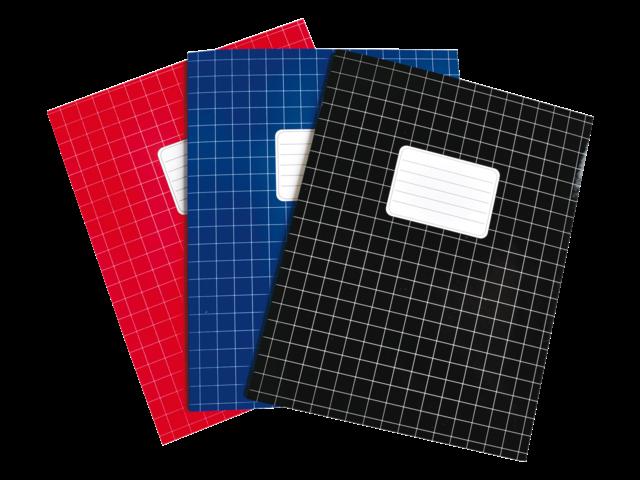 SCHRIFT VERHAAK BASIC A5 RUIT 10MM 80BLZ ASS