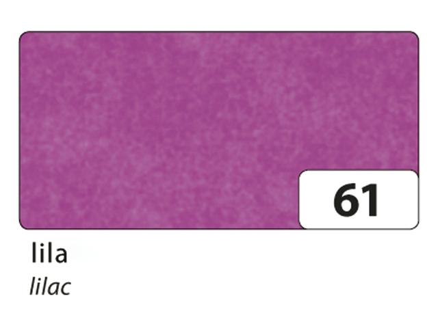 Zijdevloeipapier folia 50x70cm 20g nr61 lila set à 5vel
