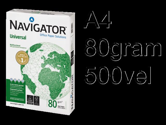 Navigator kopieer- en printpapier Universal