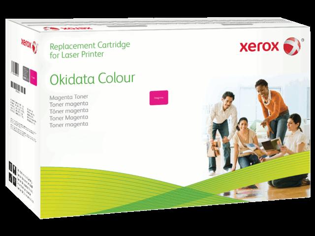 Xerox tonercartridges voor Oki machines