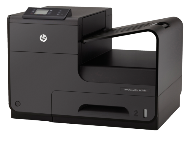 Foto: Inkjetprinter HP OfficeJet pro X451DW