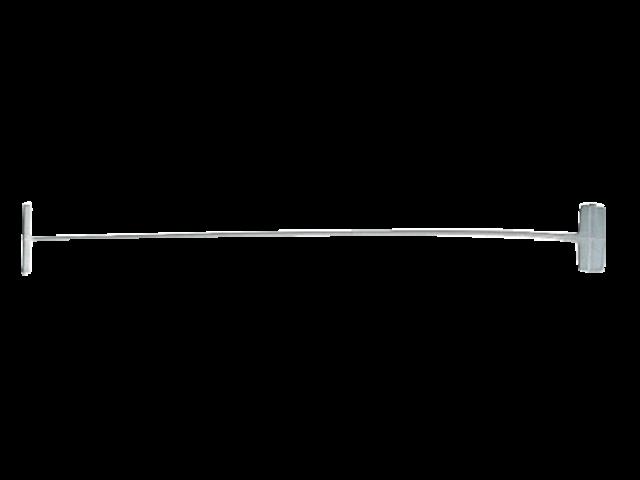 Schietdraad sigel tbv schietpistool 45mm kleurloos