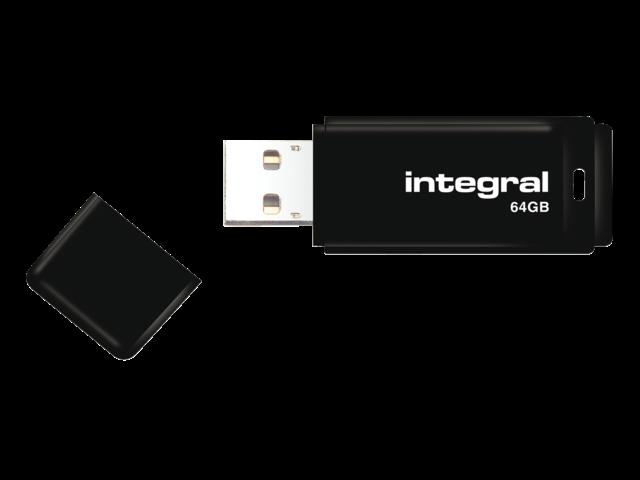 Usb-stick 2.0 integral 64gb