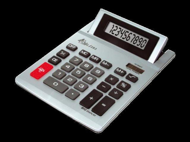 Rekenmachine topcalc i-283