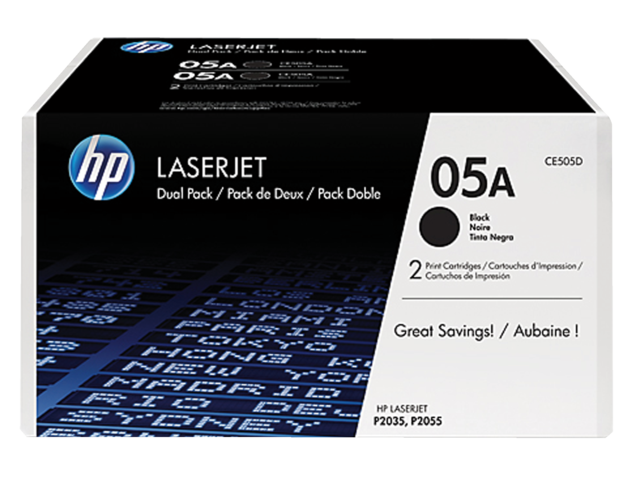 HP laserprintertoners 0-49 serie