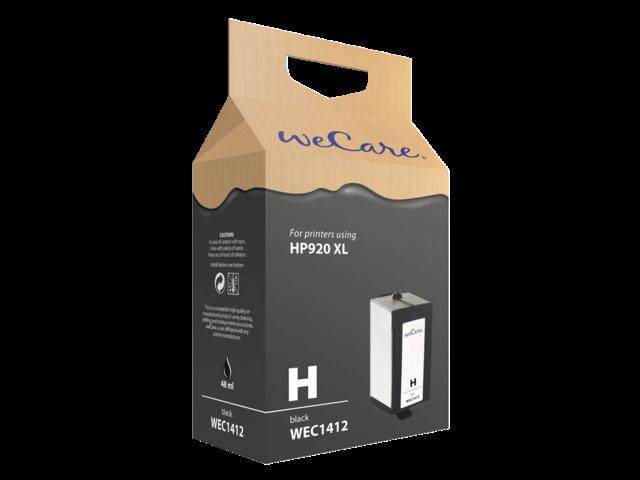 Inkcartridge wecare hp cd975ae 920xl zwart hc