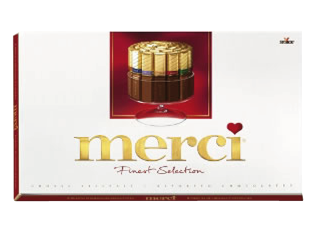 MERCI FINEST SELECTION 400GR 1