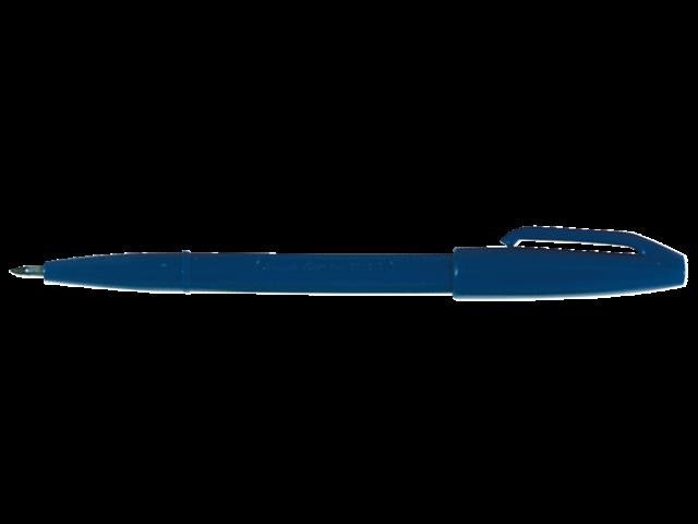FINELINER PENTEL SIGNPEN S520 0.8MM BLAUW