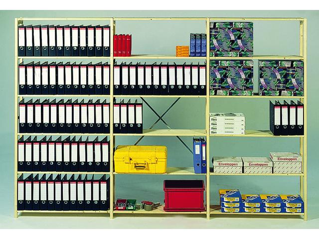 Diverse opbergsystemen voor een overzichtelijk kantoor for Boeken opbergsysteem