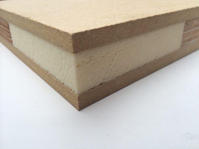Okoume garant tricoya light pu brentjens bouwproducten for Multiplex exterieur