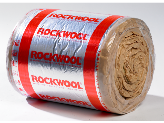 standaard rockwool steenwol