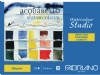 FA STUDIO AQUARELBLOK 27X35CM 300GR, 75 VEL