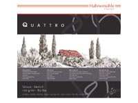 HM QUATTRO TEKENBLOK 170GR 40X40CM