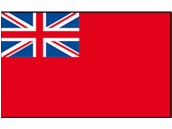 Flagge Red Ensign