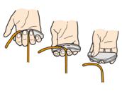 Power grip cleats