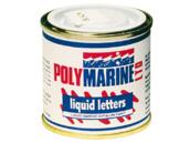 Liquid Letters