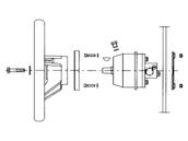 UP33F Hydraulische Steuerpumpe