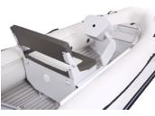 Aluminiumkonsolen Für Aluminium-ribs