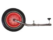Talamex Transporträder Heck