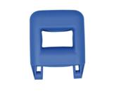 Treppenfender blau Talamex