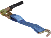 Spanband 50mm met ratelgesp