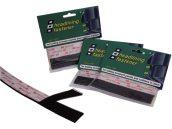 Dual-lock fastener (klittenband)