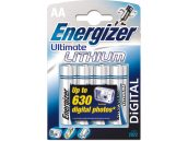 Energizer Ultimate Lithium Batterijen