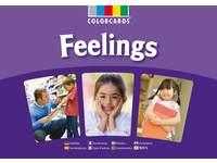 Fotokaarten Feelings: wie voelt wat?