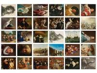 Beloningsstickers De Gouden Eeuw in het Rijksmuseum 402