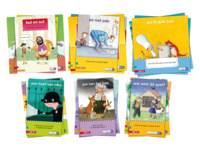 Aanvullend leesboekenpakket op zonniveau, kern 1-6