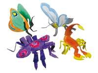 Sculpturen insecten