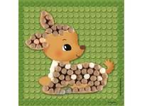 PlayMais® MOSAIC kaarten klein bos