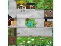 Bee Bot mat: boerderij