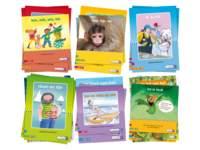 Aanvullend leesboekenpakket op sterniveau, kern 1-6