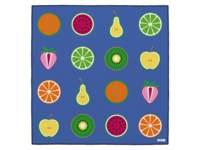 Speelmat groot met fruit