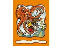 Cahiers 7,5-5-7,5 plus vrl. diepzee FSC formaat 16,5 x 21 cm, 80 grs.