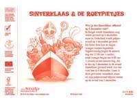 Beloningstickers 426 Sint met pietjes, 30 motieven, 600 stuks