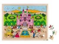 Puzzel prinsessen, 99 delig