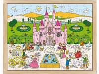 Puzzel prinsessen