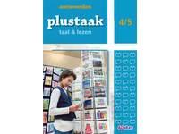 Plustaak taal-lezen antwoordenboek 4-5