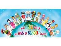 Oproepkaarten Wereldkinderen 5207 2 motieven, 25 stuks
