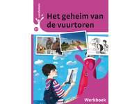 Leesfontein werkboekomnibus E7 geheim van de vuurtoren
