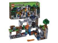 LEGO® Minecraft 21147 De Bedrock Avonturen