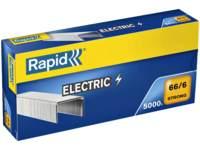 Nietje 66/6 Rapid, 5000 stuks voor Rapid 100/101/105/106
