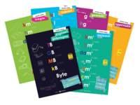 Educatieve posterset Metriek stelsel (6 stuks)
