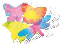 Filterpapier vlinders
