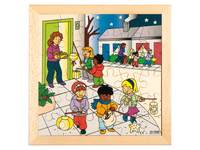 Puzzle Sankt Martin