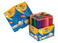 Kleurpotloden BIC Kids Evolution, class pack 248 + 40 gratis