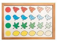 Lotto kleurnuance muts