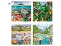 Rolf Connect - Puzzelserie Landschappen